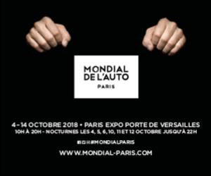 Mondial de Paris 2018