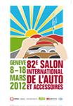 Affiche du Salon de Genève 2012